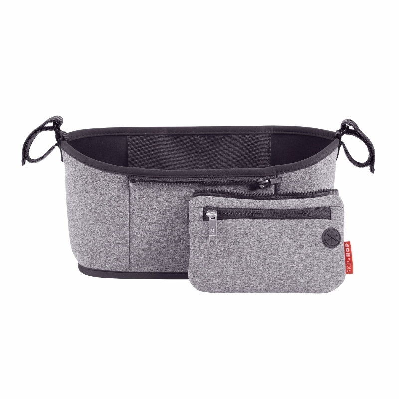SKIP HOP GRAB & GO ORGANIZER DO WÓZKA Heather Grey